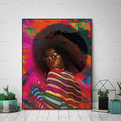 Abstract African women painting picture painting wall art Figure canvas painting