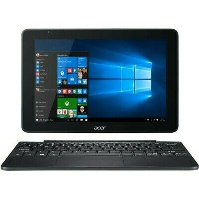 Acer One 10 - S1003-13ZD Anthrazit Notebook 10,1 Zoll 2in1 Tablet 128GB 4GB RAM