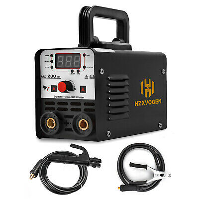 ARC Welder Inverter Welder Mini Rod MMA Stick Arc Welding Machine MMA 220V IGBT