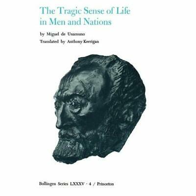 Selected Works of Miguel de Unamuno, Volume 4: The Trag - Paperback NEW Miguel d