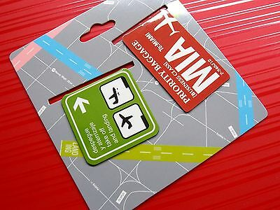 2X Life Is Journey Magnetic Bookmark Clip Stationery Collection Gift FREESHIP D2