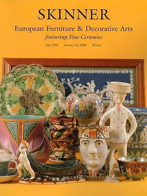 SEVEN POST AUCTION CATALOGS ///  Furniture Ceramic Antique Large $210
