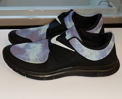 66a6c421e29ab NIKE FREE SOCFLY SD Mens Running Shoes Size 12 Sunset Pack Free Run ...
