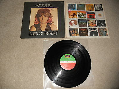 Maggie Bell Queen of the Night 1974 1st Press, ULTRASONIC CLEANED! A+ SOUND