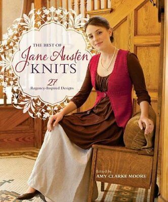 NEW - The Best Of Jane Austen Knits: 27 Regency-Inspired Designs