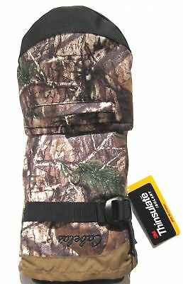 3795260f7991d Cabela's MT050 Extreme II Glomitts Gloves 200 Gram Thinsulate Realtree XTRA  Mitt