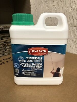 Floetrol Owatrol Water Based Paint Conditioner 1 Litre