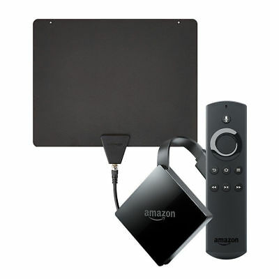 NEW Amazon Fire TV (3rd Gen) with 4K Ultra HD and Alexa Voice Remote