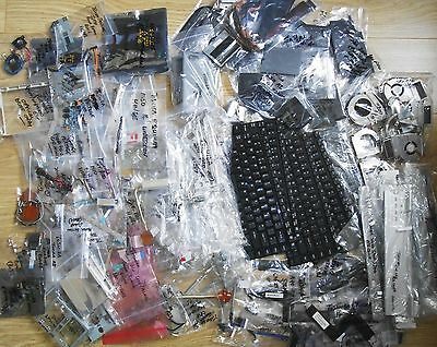 Large Job Lot of Used Mixed Spares for Older Toshiba Laptop Models