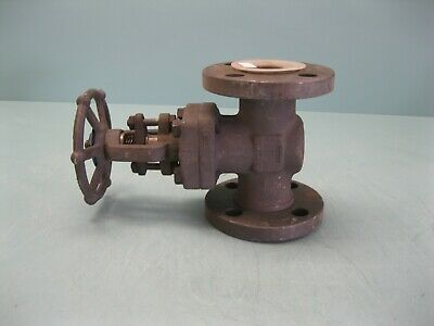 "1-1/2"" 300# Newco Flanged FS 13F-FS3-RP-INT-NC Gate Valve NEW B14 (2457)"