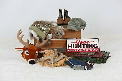 Photography Props for Newborn and Toddler - Hunting Theme