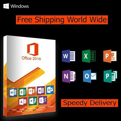 Microsoft Office 2019 Professional Plus For Windows Product Key Instant Delive