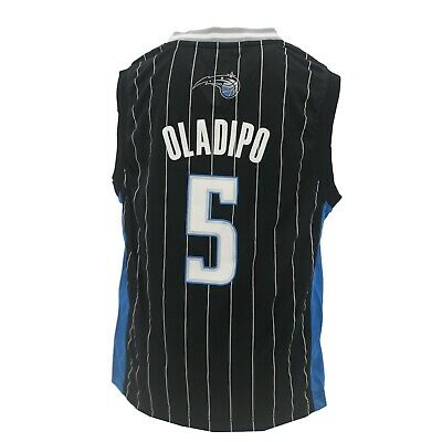 best cheap 53817 ee11c ORLANDO MAGIC OFFICIAL NBA Adidas Kids Youth Size Victor Oladipo Jersey New  Tags