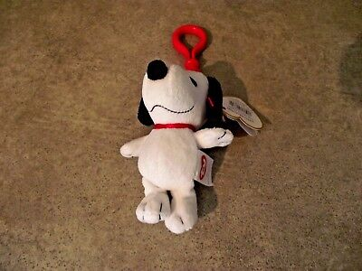b2ac86a384368 TY BEANIE BABY - SNOOPY the Dog ( Peanuts - Plastic Key Clip ) (4.5 ...