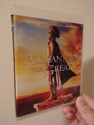 Alexander the Great (Twilight Time Limited Edition Blu-ray) ***LIKE NEW***