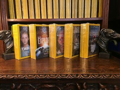 NATIONAL GEOGRAPHIC  MAGAZINES complete set 2012 - 2016