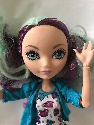 Ever After High Doll Madeline Hatter Getting Fairest Replacement Robe