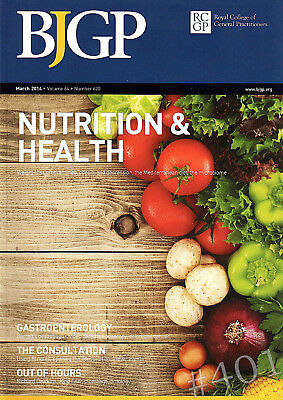 Royal College of General Practitioners BJGP March 2014 NUTRITION and HEALTH