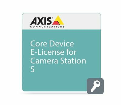 Axis Camera Station - 50 CAMERA License NEW unused LATEST VERSION 5.23X