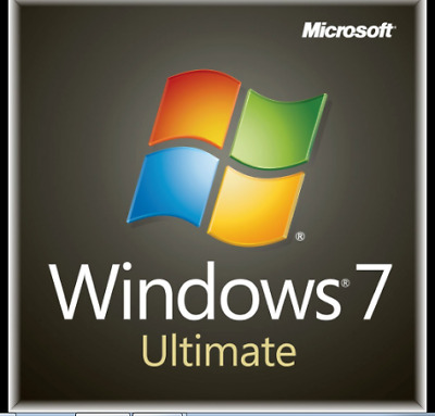 Microsoft Windows 7 Ultimate 32/64 bit MS Activation Key Full Version_FAST