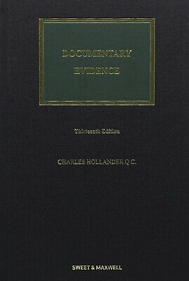 9781847036155 - Documentary Evidence by Charles Hollander Qc