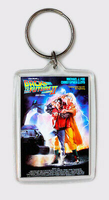 Regreso Al Futuro Ii Back To The Future Ii Llavero Keyring