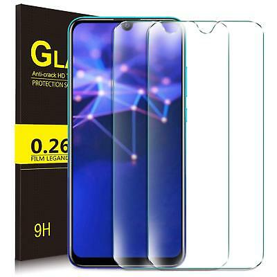 1/2X For Huawei P30 P30 Lite Case Premium  Tempered Glass Screen Protector Cover