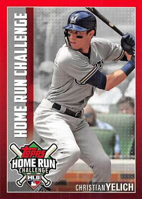2019 TOPPS HOME RUN CHALLENGE Complete Your Set/You Choose/You Pick the Cards