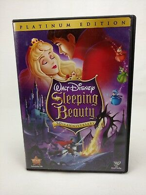 Sleeping Beauty Two-Disc Platinum Edition DVD