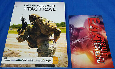 NEW 2019 EAA Corp Product Catalog & Tactical Gear Gun Knife Product Guide  Lot