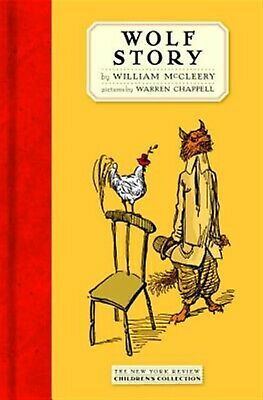 Wolf Story by McCleery, William -Hcover