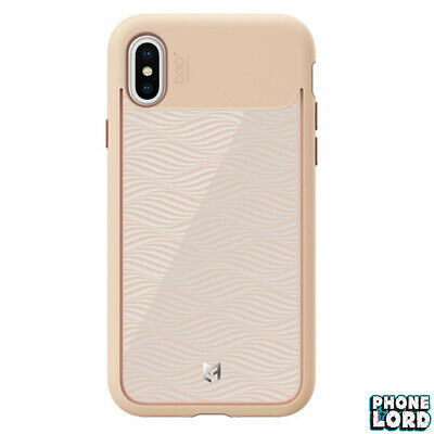 Geniune EFM Aspen IMPRESS GOLD Case For iPhone X XS Cover Tough Protective