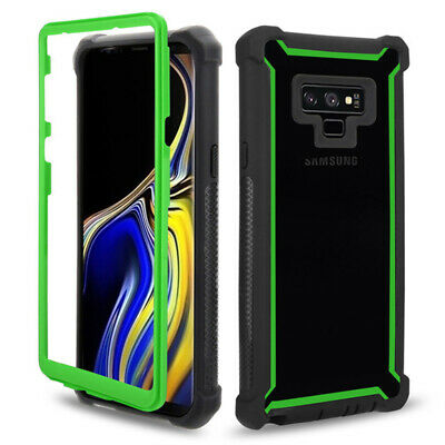 Fits Samsung S10 Plus S10e Note9 S9 Case Heavy Duty Shockproof Full Body Cover