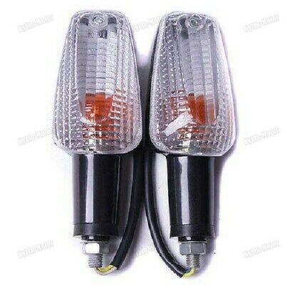 Clear Turn Signal Indicator Light For HONDA HORNET CB250 99-02 VTR250 00-06 KY