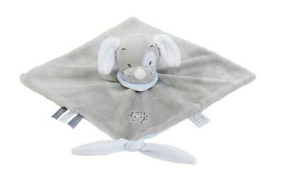 Nattou Sam & Toby Collection - Doudou Comforter (Toby The Dog) Free Shipping!