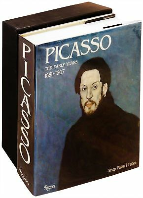 Josep Palau I. Fabre / Picasso The Early Years 1881-1907 1981