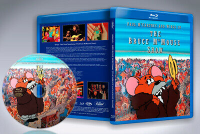 Paul McCartney & Wings -The Bruce McMouse Show 2018 Blu-ray new