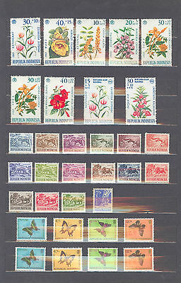 Briefmarken Indonesien - Indonesia