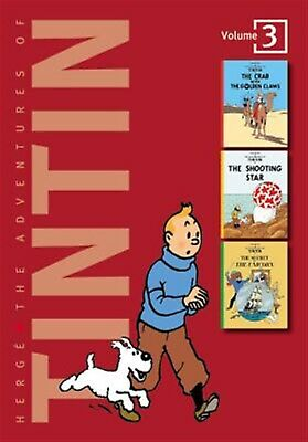 The Adventures of Tintin: Volume 3 by Herge -Hcover