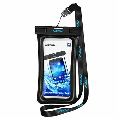 MPOW Waterproof Underwater Phone Case Armband Dry Bag Pouch for All Smartphones