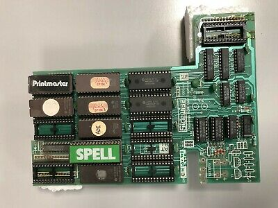 ATPL Sideways ROM/RAM expansion board for BBC Micro - With ROMs and Manuals