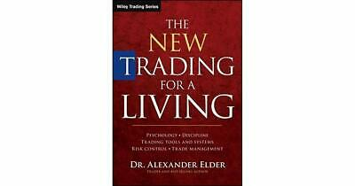 The New Trading for a Living by Dr.Alexander Elder - (PC/Tablet/Phone)
