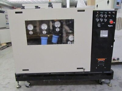 Affinity Triple Loop Chiller CWA-200L-HE-3LP Water Cooled CWA-300 Heat Lydall