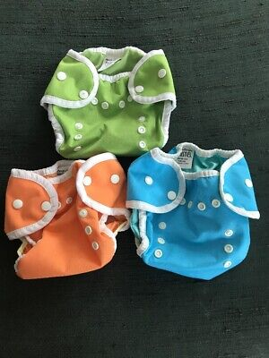 Thirstiest Size One Diaper Cover - Set Of 3