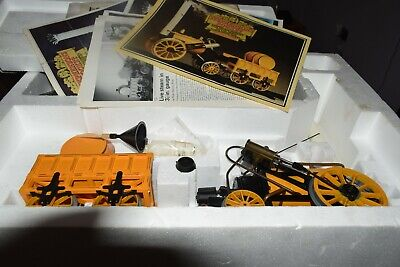 HORNBY STEPHENSON'S ROCKET G100  LIVE STEAM ENGINE LOCO no 9