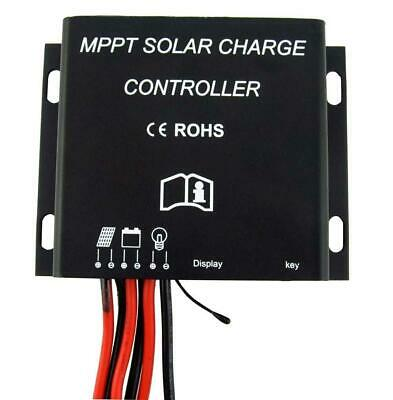 20A MPPT IP68 Waterproof Solar Charge Controller Regulator 260W/520W Timer JL