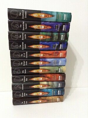 Doctor Who 11 BBC Books
