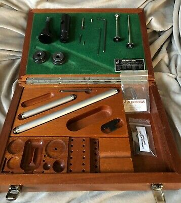 Used Renishaw CMM Probe Extension Kit—miscellaneous pieces (PRICE REDUCED!!)