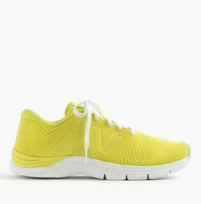 e2e8da4f6e4c New Women s New Balance For J. Crew 247 Sneakers Shoes 9.5 Limeaid Yellow  Citron