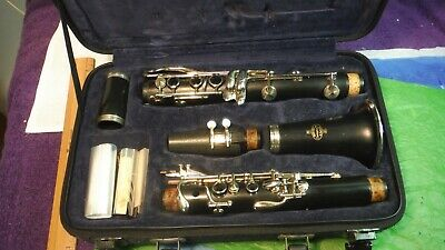 Miraculous Buffet Crampon Clarinet Vintage Made In Germany W Case Interior Design Ideas Gresisoteloinfo